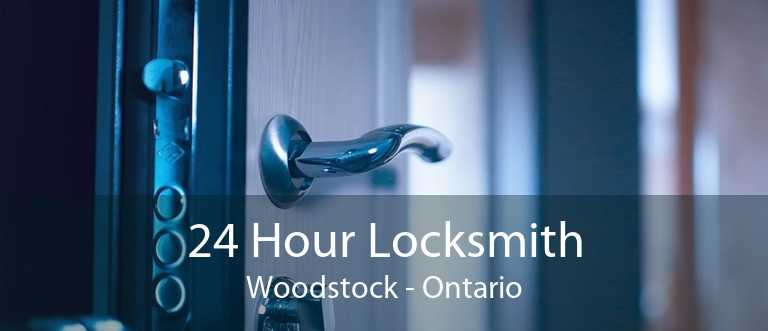 24 Hour Locksmith Woodstock - Ontario
