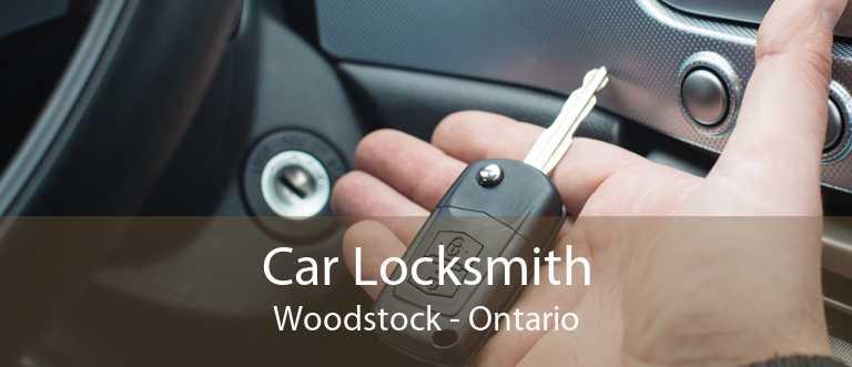 Car Locksmith Woodstock - Ontario