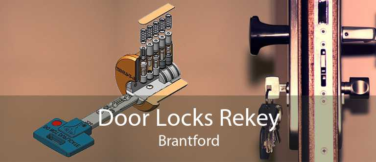 Door Locks Rekey Brantford