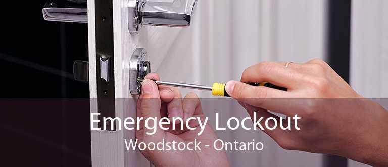 Emergency Lockout Woodstock - Ontario