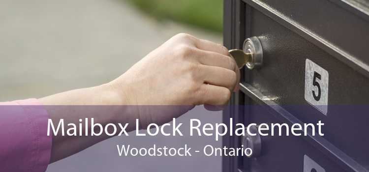 Mailbox Lock Replacement Woodstock - Ontario