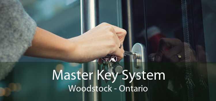 Master Key System Woodstock - Ontario
